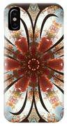 Autumn Blooming IPhone Case
