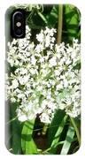 Autumn Blooms IPhone Case