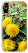 Autumn Boquet I IPhone Case
