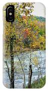 Autumn By The River IPhone Case
