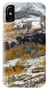 Autumn Clearning IPhone Case