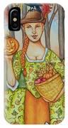 Autumn Colonial IPhone Case