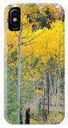 Autumn Colorado-1 IPhone Case