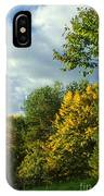Autumn Colors 6 IPhone Case