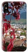 Autumn Colour - Ohrid - Macedonia IPhone Case