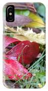 Autumn Colours   IPhone X Case
