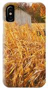 Autumn Corn IPhone Case