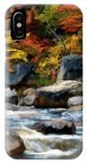 Autumn Creek IPhone Case