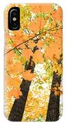 Autumn Days IPhone Case