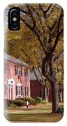 Autumn Days IPhone Case