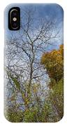 Autumn Ending IPhone Case