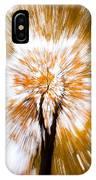 Autumn Explosion IPhone Case