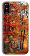 Autumn Glory I IPhone Case
