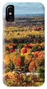 Autumn Glory Landscape IPhone Case