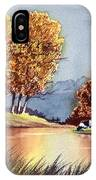 Autumn Golds IPhone Case
