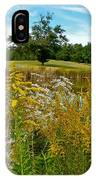Autumn Golf IPhone Case