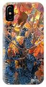 Autumn Grapes IPhone Case