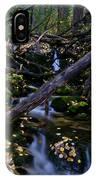 Autumn Greens IPhone Case