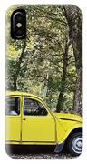 Autumn Harmony IPhone Case