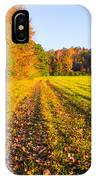Autumn Harvest IPhone Case by Parker Cunningham
