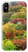 Autumn Highland Scenic Highway IPhone Case