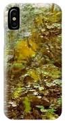 Autumn Impressions IPhone X Case