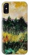 Autumn In Bois Jacques  IPhone Case