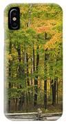 Autumn In Door County IPhone Case