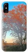 Autumn In Georgia IPhone Case