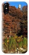 Autumn In Gruene IPhone Case