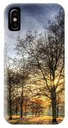 Autumn In London IPhone Case