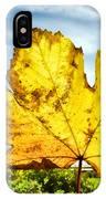 Autumn In Lyme Regis IPhone Case