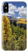 Autumn In New Mexico IPhone Case