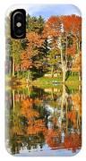 Autumn In Ohio IPhone Case