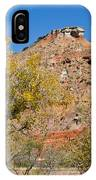 Autumn In Palo Duro Canyon 110213.119 IPhone Case