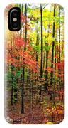 Autumn In South Carolina IPhone Case