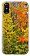 Autumn In Southwest Michigan IPhone Case