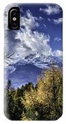 Autumn In The Alps 2 IPhone Case