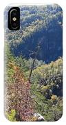 Autumn In The Gorge IPhone Case