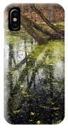 Autumn In Wildwood Park IPhone Case