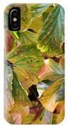 Autumn Leaves 79 IPhone Case