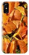 Autumn Leaves 82 IPhone Case