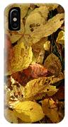 Autumn Leaves 94 IPhone Case