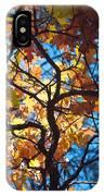 Autumn Oak IPhone Case
