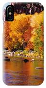 Autumn Oak Creek  IPhone Case
