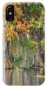 Autumn On The St. Johns IPhone Case