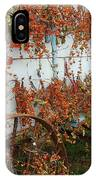 Autumn On The Wagon IPhone Case
