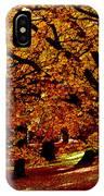 Autumn On Wombat Hill II IPhone Case