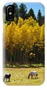 Autumn Pasture IPhone Case
