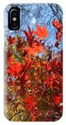 Autumn Reach  IPhone Case